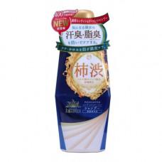MAX Taiyounosachi ex shampoo, 400мл Шампунь и кондиционер для волос с экстрактом хурмы