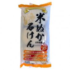 MAX Soap, 3*135г Мыло туалетное рисовые отруби