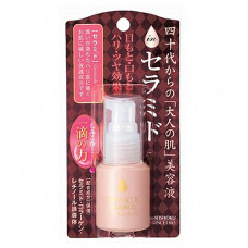Meishoku Wrinkle essence, 30г Лифтинг эссенция для области глаз и губ с церамидами