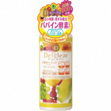 Meishoku Fruits enzyme powder wash aha&bha, 75г Пудра для умывания с эффектом пилинга