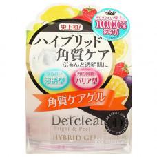 Meishoku Hybrid gel aha&bha, 75г Гель для лица увлажнение и защита