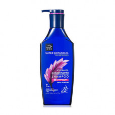 Mise En Scene Super botanical volume & revital shampoo, 500мл Шампунь восстанавливающий