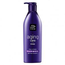Mise En Scene Aging care rinse, 680мл Кондиционер для силы волос антивозрастной