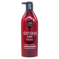 Mise En Scene Damage care shampoo, 680мл Шампунь для поврежденных волос
