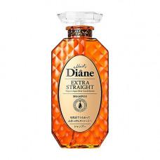 Moist Diane Extra smooth & straight, 450мл Шампунь кератиновый гладкость