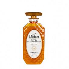 Moist Diane Hair mask keratin smooth, 450мл Бальзам маска кератиновая гладкость