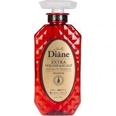 Moist Diane Keratin shampoo volume, 450мл Шампунь кератиновый объем