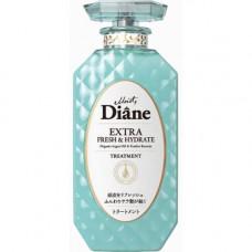 Moist Diane Perfect beauty, 450мл Бальзам маска кератиновая свежесть