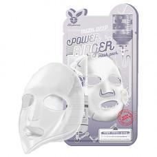 Elizavecca Milk deep power ringer mask pack, 23мл Маска тканевая для лица с молоком