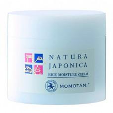 Momotani Nj rice moisture cream, 48г Крем увлажняющий с экстрактом риса