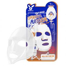 Elizavecca EGF deep power ring mask pack, 23мл Маска тканевая для лица с EGF