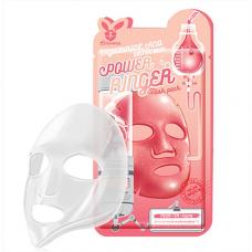 Elizavecca Face care deep power ringer, 23мл Маска тканевая с гиалуроновой кислотой