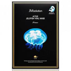 JMsolution Active jellyfish vital mask, 30мл Маска ультратонкая с экстрактом медузы
